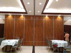 酒店活动屏风隔断设计要符合哪些要求